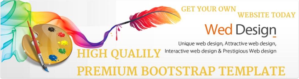 Premium Bootstrap Templates